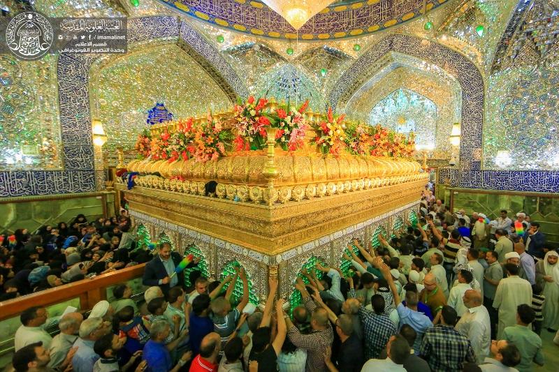 Maula Ali Shrine Wallpaper: Imam Ali (a.s) Network