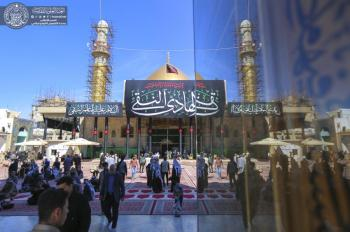 Commemorating the Martyrdom of Imam Hadi (PBUH), The Secretariat General of the Imam Ali (PBUH) Holy Shrine Logistically Supports the al-Askarean Holy Shrine