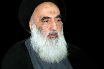 The Imam Ali (PBUH) Holy Shrine issues a statement congratulating the Islamic world on the safety of the supreme religious authority, Sayyid Ali al-Sistani, after the success of his surgical operation