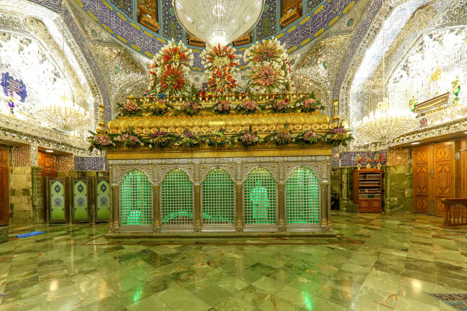 The Holy Tomb - Imam Ali (a s) Network