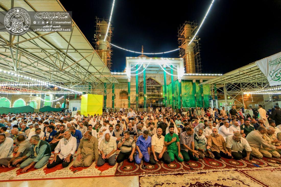 Photo report: Imam Ali Holy Shrine organizes al-Ghadeer