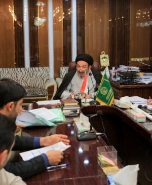 The Secretary General of the Holy Shrine of Imam Ali (PBUH) Confirms the Importance of Preparing Specialized Studies for the Future Projects