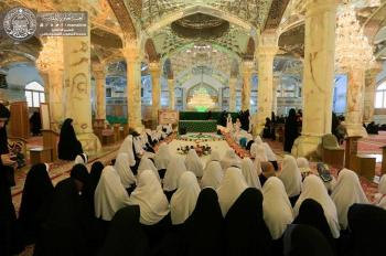 With honorary ceremony, Women Holy Quran Division concludes its Spring Courses.