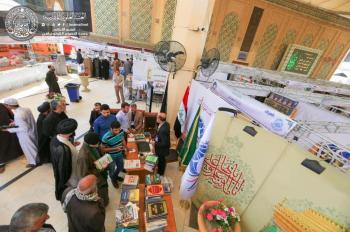 Imam Ali Holy Shrine announces the participation of more than 200 local, Arab and international publishing houses in Najaf Book Fair.