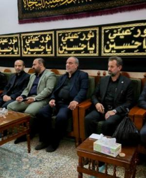 The Administration of the Holy Shrine of Imam Ali (PBUH) Discusses the Mutual Cooperation with the Officials of the Holy Shrines of Imam Hussein and Abbas (PBUT)
