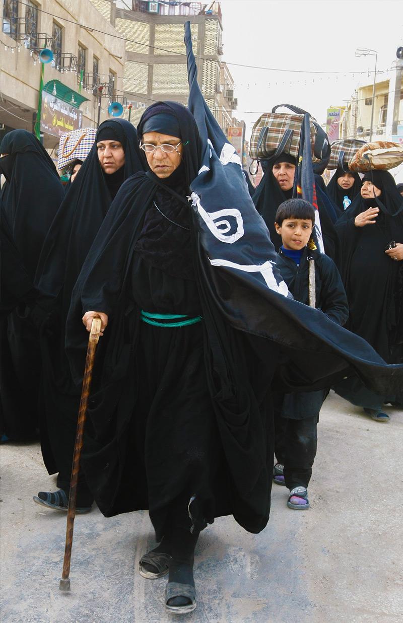 اربعين الإمام الحسين عليه السلام